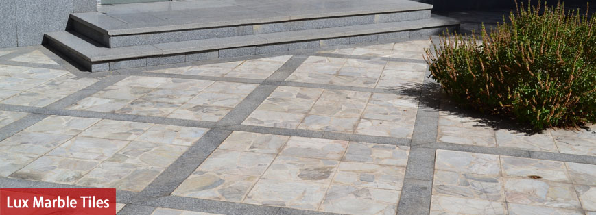 Interlocking Pavers - Grass Stone
